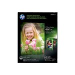 HP Everyday Photo Paper - semi-gloss photo paper - 100 sheet(s) Q2509A