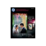 HP Inc. Premium Plus Photo Paper, high gloss - 8.5 x 11 in (25 sheets) Q6568A