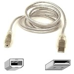Pro Series USB 2.0 Device Cable for iMac -6 feet