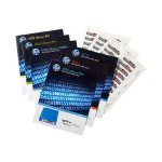 Ultrium 3 RW Bar Code Label Pack - Bar code labels