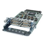 High-Speed - Expansion module - HDLC, RS-232, PPP, RS-530, X.21, V.35, RS-449, SLIP, RS-530A - 4 ports - for  28XX, 28XX 2-pair, 28XX 4-pair, 28XX V3PN, 29XX, 38XX, 38XX V3PN, 39XX