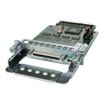 High-Speed - Expansion module - RS-232 x 8 - for  18XX, 1921 4-pair, 1921 ADSL2+, 19XX, 28XX, 29XX, 3845 V3PN, 38XX, 39XX
