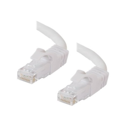 Cables To Go 125ft Cat 6 550MHz Snagless Patch Cable White