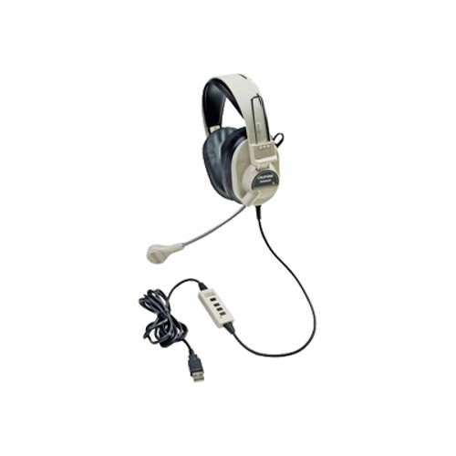 Califone International DELUXE MULTIMEDIA STEREO HEADSET