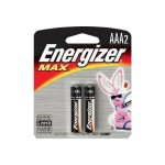 Max E92BP-2 - Battery 2 x AAA alkaline