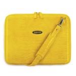 Portfolio - Yellow Faux-Croc