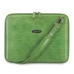 Portfolio - Green Faux-Croc