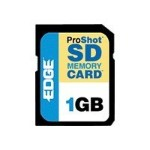 1GB ProShot 60x Secure Digital (SD) Card