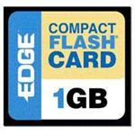 Edge Memory 1GB Premium CompactFlash card PE188993