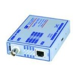 FlexPoint 10T/2 - Transceiver - Ethernet - 10Base-T, 10Base-2 (coax) - BNC / RJ-45 - up to 607 ft