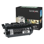 High Yield - black - original - toner cartridge for label applications LCCP, LRP - for  T640, T642, T644