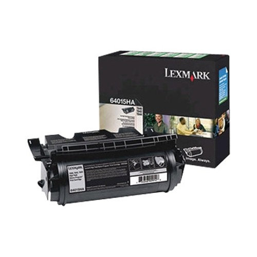 Lexmark Black High Yield Return Program Print Cartridge for T640/T642/T644