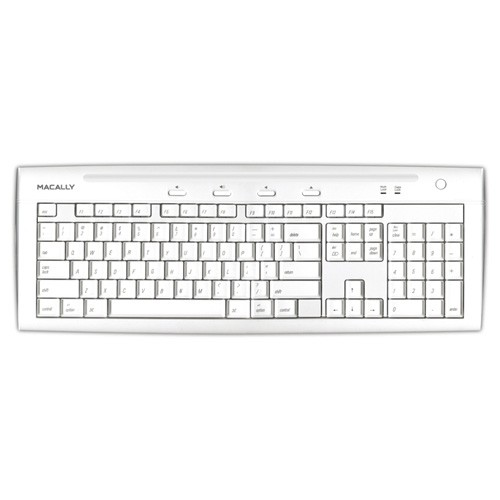 MacAlly Peripherals iKeySlim USB Keyboard