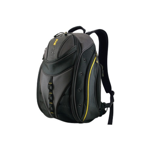 "Mobile Edge Express Backpack for 15.4"" screens - Black/Yellow"