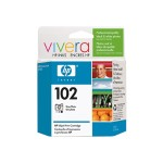 HP 102 Gray Photo Inkjet Print Cartridge C9360AN#140