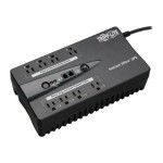 UPS 550VA 300W Desktop Battery Back Up Compact 120V USB RJ11 PC - UPS - AC 120 V - 300 Watt - 550 VA - output connectors: 8