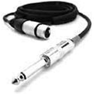 Full CompassMic cable, XLR-1/4