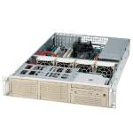 Xeon Server Barebone - Rack-mount 2 U