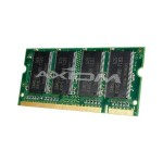 AX - DDR - 1 GB - SO-DIMM 200-pin - 333 MHz / PC2700 - unbuffered - non-ECC - for Toshiba Equium M50; Portégé M200, M300; Qosmio F10, G10; Satellite A10, A60, M50; Tecra M2