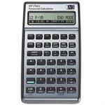 17bII+ - Financial calculator - battery - carbonite, alloy metallic
