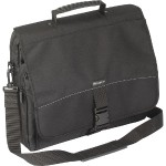 "15.6"" Messenger Notebook Case - Black"
