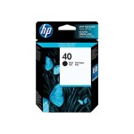 HP Inc. 40 black inkjet print cartridge 51640A
