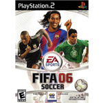 FIFA Soccer 06 for Playstation 2