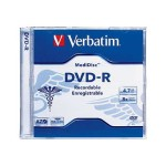 MediDisc DVD-R x 1 - 4.7 GB - storage media