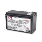 Replacement Battery Cartridge #26 - UPS battery lead acid - black - for P/N: SU24RMXLBP2U, SU24RMXLBP2U-3XW, SU24RMXLBP2U-5XW, SU24RMXLBP2U-TRADE