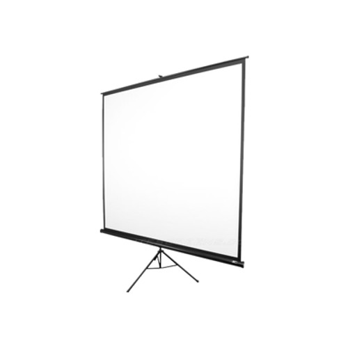 Elite Screens TriPod Portable Pull-Up Screen 70x70