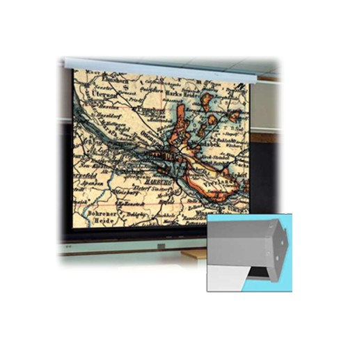 Draper, INC. 8' Targa Motorized Projection Screen