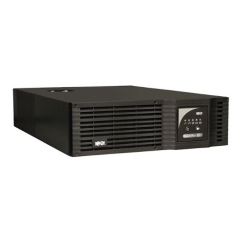 TrippLite SmartPro 5kVA Line Interactive Sine Wave UPS, Extended-run & SNMPWEBCARD options, 3U Rack/Tower, USB, Serial, EPO, 208+120V