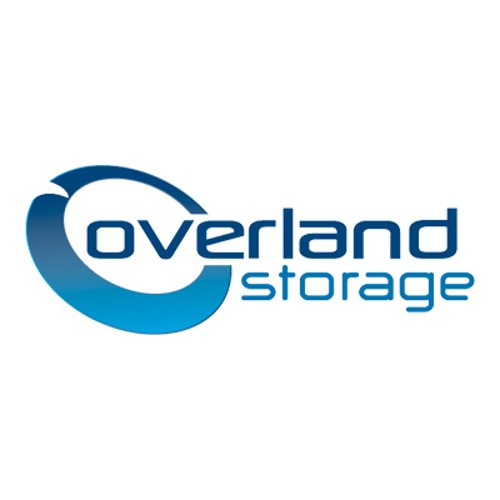Overland Storage 2 Wide - Storage library robotic shuttle/track assembly