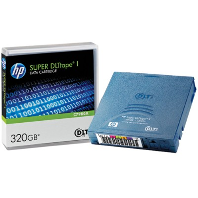 HP SDLT I 220-320GB Data Cartridge (C7980A )