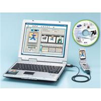 Wildcat CommunicationsNokia 3205 6205i 6015i 6016i 6225 6585 CDMA USB Data Cable w/ Software Suite(MA-8622E)