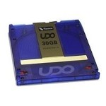 Plasmon 1 x UDO Rewriteable 30 GB - storage media UDO30RWBARX5