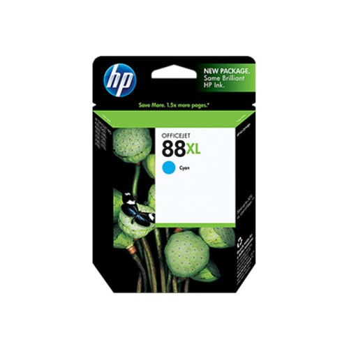 HP 88XL Cyan Officejet Ink Cartridge