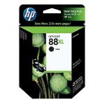 88XL - 58.9 ml - High Yield - black - original - ink cartridge - for Officejet Pro K5400, K550, K8600, L7480, L7550, L7555, L7590, L7650, L7681, L7710, L7750