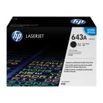Color LaserJet Q5950A Black Print Cartridge with HP ColorSphere Toner