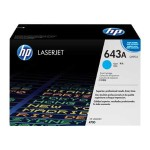 HP Inc. Color LaserJet Q5951A Cyan Print Cartridge with HP ColorSphere Toner Q5951A