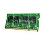 AX - DDR2 - 1 GB - SO-DIMM 200-pin - 400 MHz / PC2-3200 - 1.8 V - unbuffered - non-ECC - for Dell Color Laser Printer 5110; Latitude D420; Precision Mobile Workstation M90