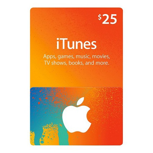 MacMall | iTune... $25 Gift Card
