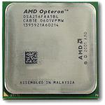 HP Single-Core AMD Opteron 254 2.8GHz 1MB L2 Processor Option Kit for ProLiant DL145 G2 396861-B21