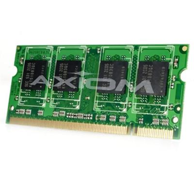 Axiom Memory 1GB PC2-5300 667MHz DDR2 SDRAM SODIMM for Select iMac, Mac Mini, MacBook and MacBook Pro Models (MA346G/A-AX)