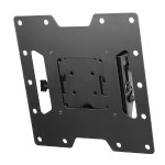 "SmartMount Universal Tilt Wall Mount ST632P - Mounting kit (tilt bracket, adapter plate, tilt wall plate) for LCD display - steel, fused epoxy - black - screen size: 22""-40"""