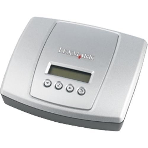 PCM   Lexmark, MarkNet N7020e - Print server - USB 2 0 - 10/100 Ethernet -  for C950, ES460, TS652, X543, X544, X652de 7462, X925, X925de 4, X950,