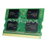 AX - DDR - 512 MB - MicroDIMM 172-pin - 333 MHz / PC2700 - 2.5 V - unbuffered - non-ECC - for Panasonic Let's Note CF-T2, CF-W2, CF-Y2; Toughbook T2, W2, Y2