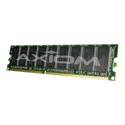 Axiom Memory1GB (1X1GB) PC3200 400MHz DDR SDRAM DIMM 184-pin Unbuffered ECC Memory Module(DG152A-AX)