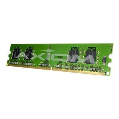 Axiom Memory256MB (1X256MB) PC2-4200 533MHz DDR2 SDRAM DIMM 240-pin Unbuffered Non-ECC Memory Module(VGP-MM256J-AX)