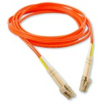 16.4 Ft Network Cable - LC-LC - Fiber Optic